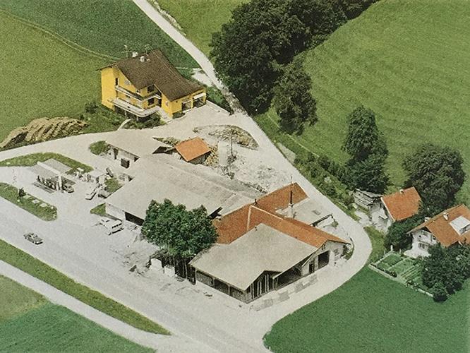 Isolith Stammwerk ... bis 1975