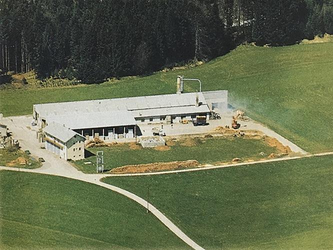 Isolith Stammwerk ... im Jahre 1977